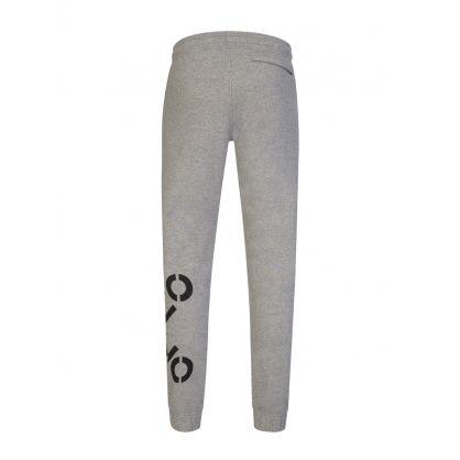 Grey Sport 'Big X' Sweatpants