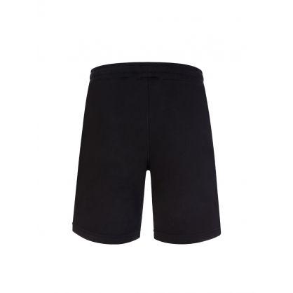 Black Sport 'Little X' Shorts