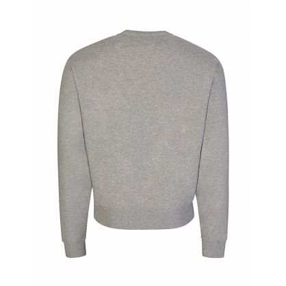 Grey Cross Logo Sweatshirt