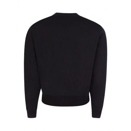 Black Sport 'Little X' Sweatshirt