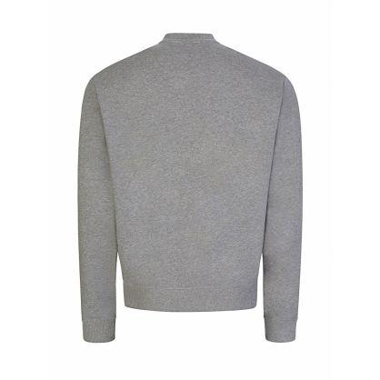 Grey Varsity Tiger Sweatshirt