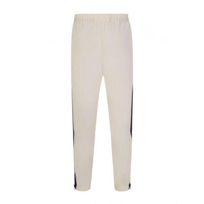 Cream Sport Sweatpants