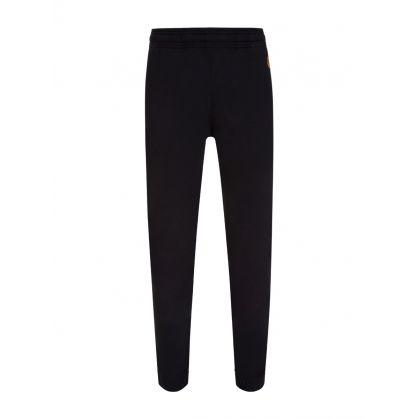Black Tiger Crest Sweatpants