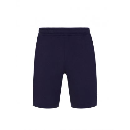 Navy Classic Tiger Crest Shorts