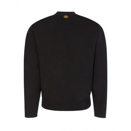 Black K-Tiger Sweatshirt