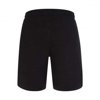 Black Classic Tiger Crest Shorts