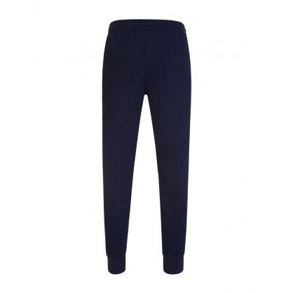 Sport Navy Cuffed Sweatpants