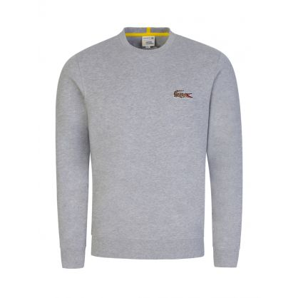 Grey x National Geographic Organic Cotton Sweatshirt