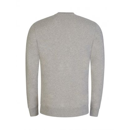 Grey Throw Sweatshirt