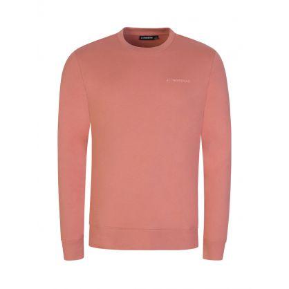 Pink Throw Sweatshirt