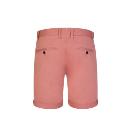 Pink Super Satin Nathan Shorts