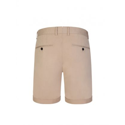Tan Nathan Shorts