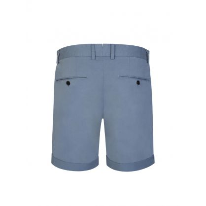 Blue Nathan Shorts