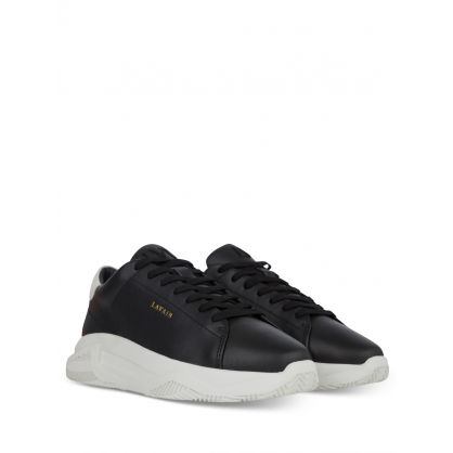 Black Linear Trainers
