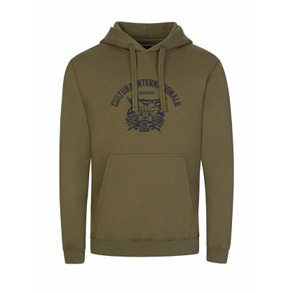Green Cultura Internationale Hoodie