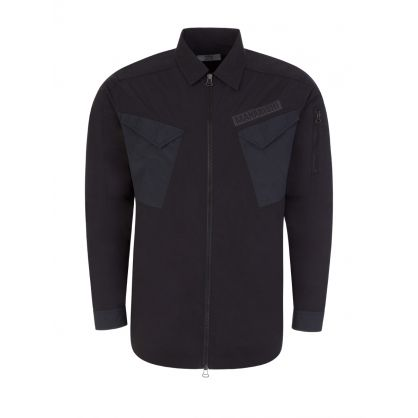 Black Utility 2.0 Tec Shirt