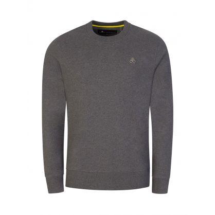 Charcoal Greyfield Pullover Sweatshirt
