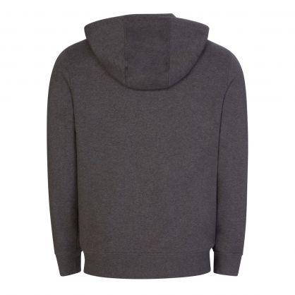 Charcoal Hornaday Zip-Through Hoodie