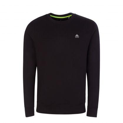 Black Leland Sweatshirt
