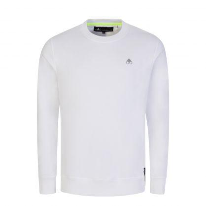 White Leland Sweatshirt