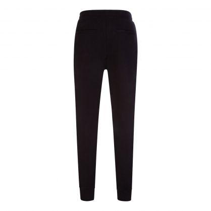 Black Lennard Sweatpants