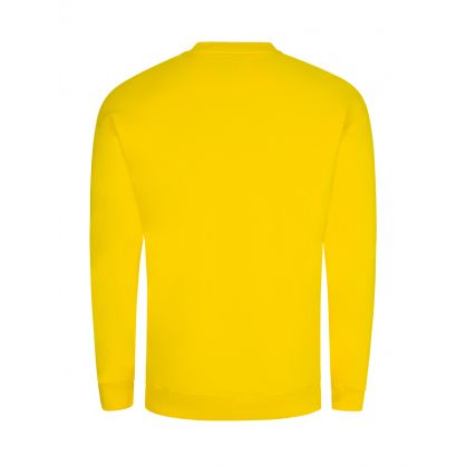 Yellow Logo Sweatshirt