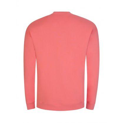Couture Pink Milano Logo Sweatshirt
