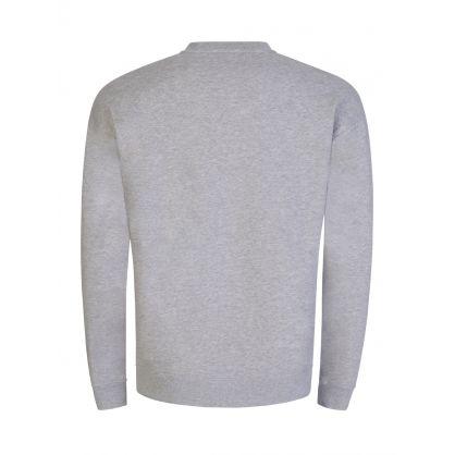 Grey Milano Logo Sweatshirt