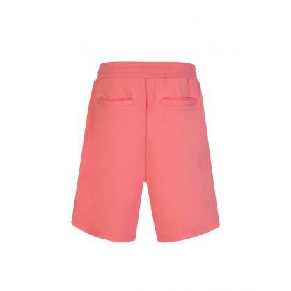 Pink Milano Logo Shorts