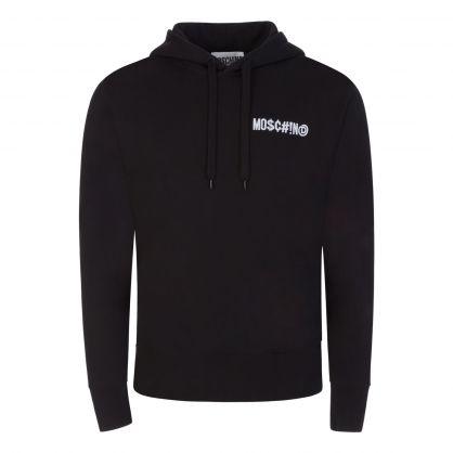 Black Symbols Logo Sweatshirt