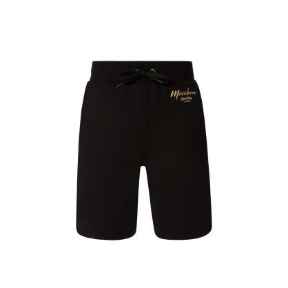 Swim Black Beach Sweat Shorts