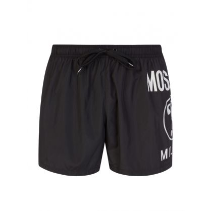 Swim Black Milano Swim Shorts