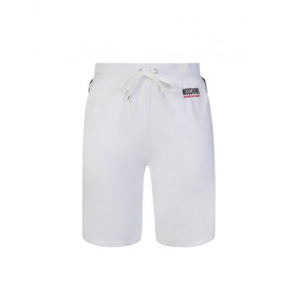 White Under Where? Shorts
