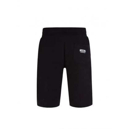 Black Tape Logo Shorts