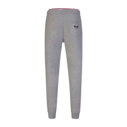 Grey Underwear Collection Logo Tape Sweatpants