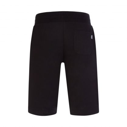 Black Underbear Shorts