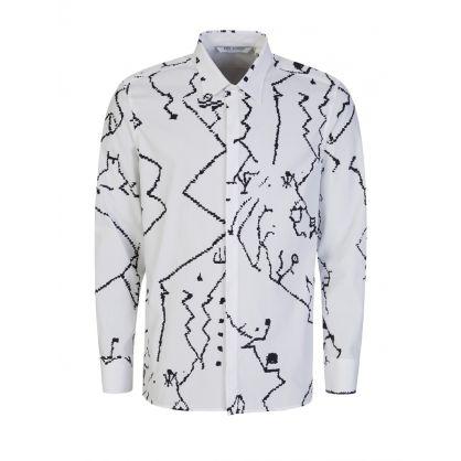 White Berber Vintage Shirt