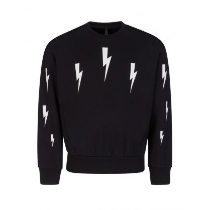 Black Halo Thunderbolts Sweatshirt