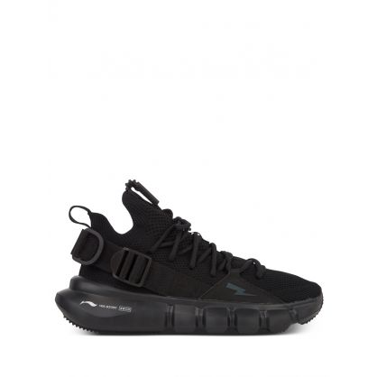 Black Techknit Essence 2.3 Trainers