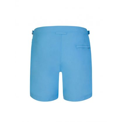 Blue Bulldog Swim Shorts