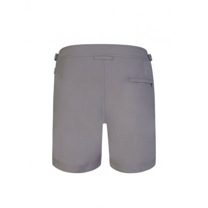 Grey Bulldog Swim Shorts