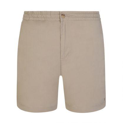 Khaki Tan 6-Inch Twill Prepster Shorts