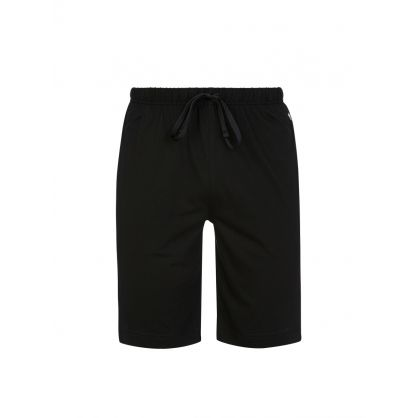 Black Sleep Shorts