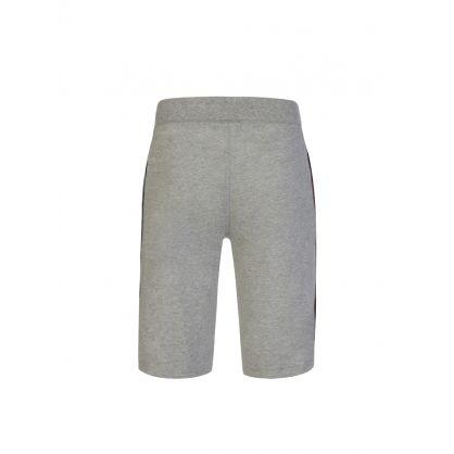 Grey RL Tape Shorts