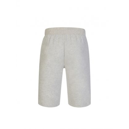 Grey Lounge Logo Shorts