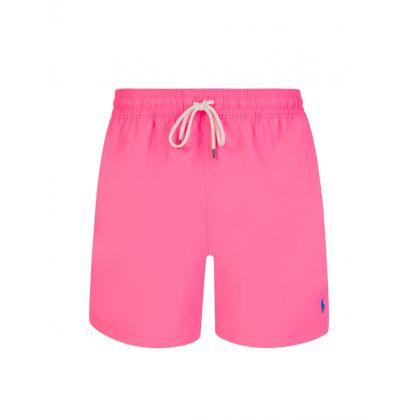 Pink Traveller Swim Shorts