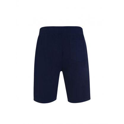 Navy Classic Mesh Shorts