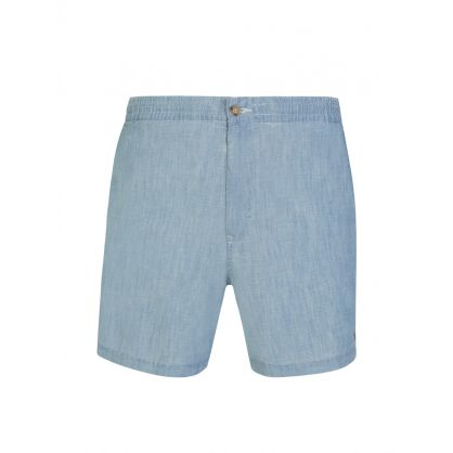 Blue Prepster Shorts