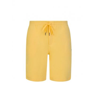 Yellow Pastel Shorts