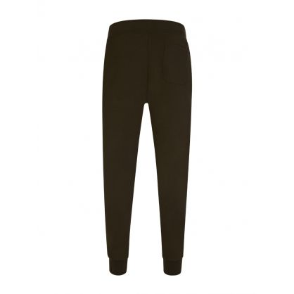 Green Double Knit Sweatpants